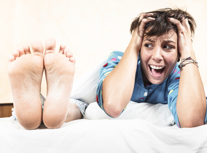 4 EASY WAYS TO FIGHT FOOT ODOR