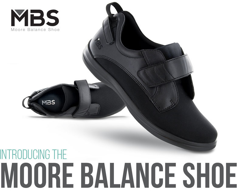 Introducing the Moore Balance Shoe